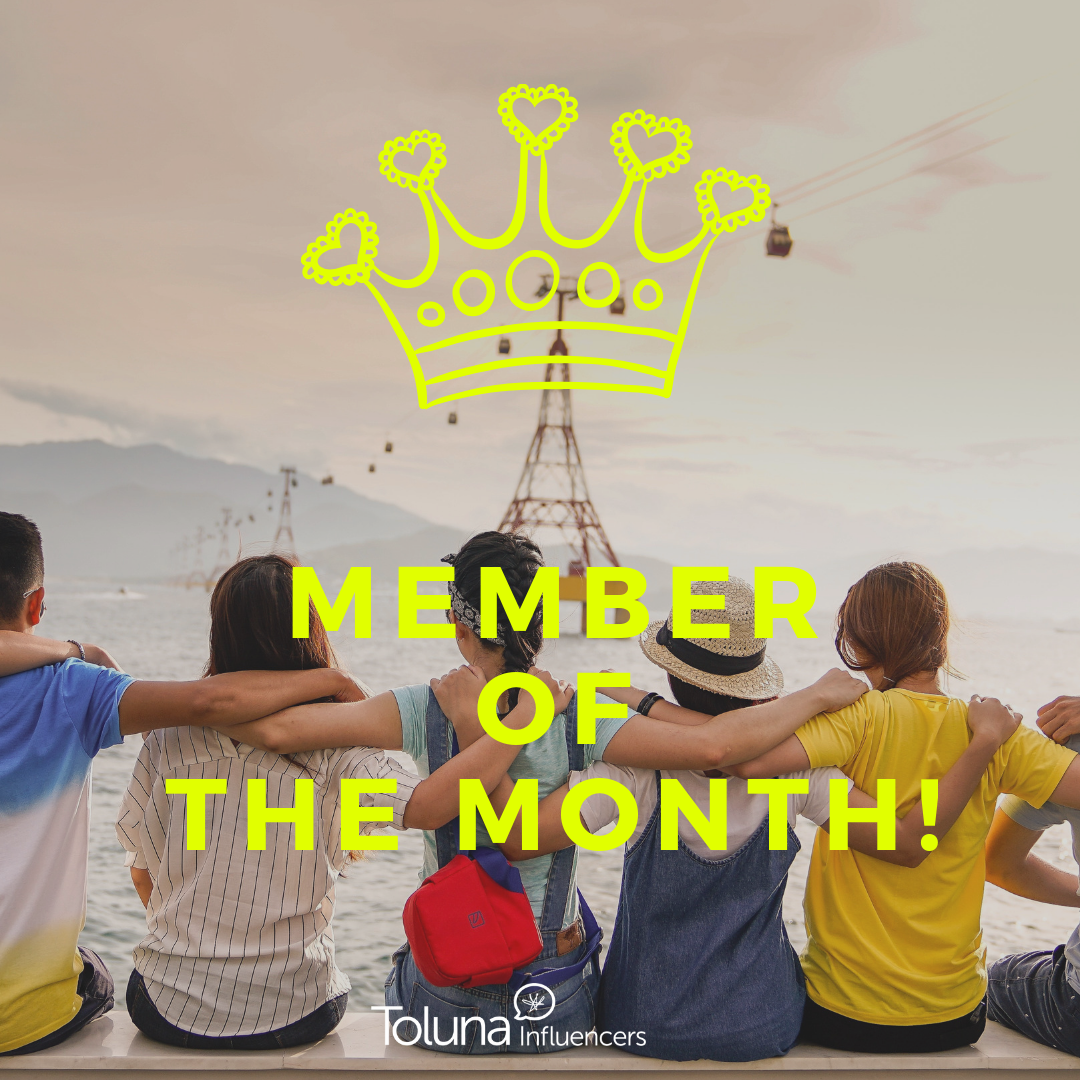 Member of the month(1)